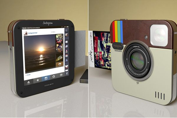 is this the new polaroid? if it is...i want it now!