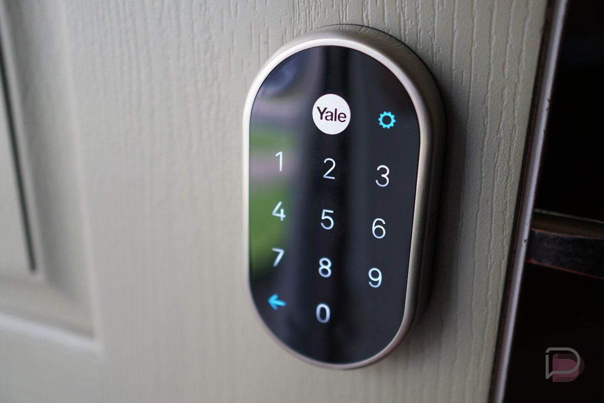Nest Hello Doorbell And Nest X Yale Lock Are Sweet Additions To