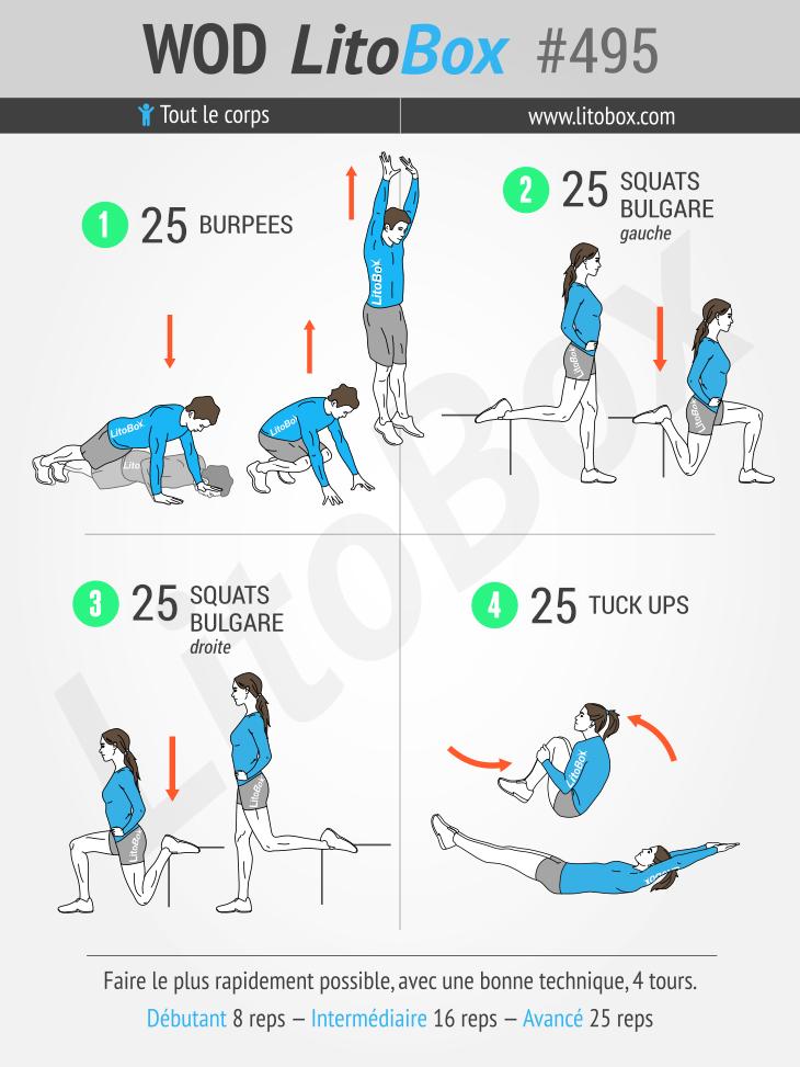 Programme Full Body Sans Materiel Pdf A Telecharger Programme Musculation Programme Abdos Exercices De Fitness