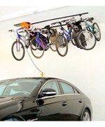 Bike Storage System - 8 Hook