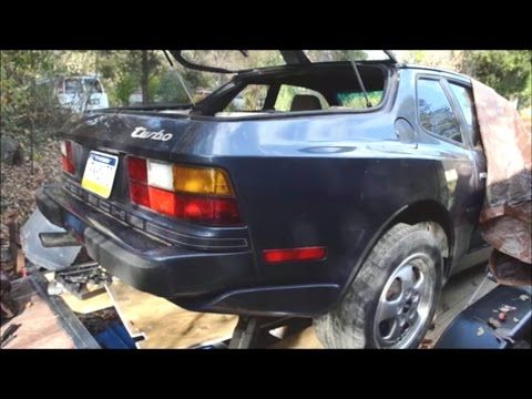 Image result for porsche 944 repair gone wrong