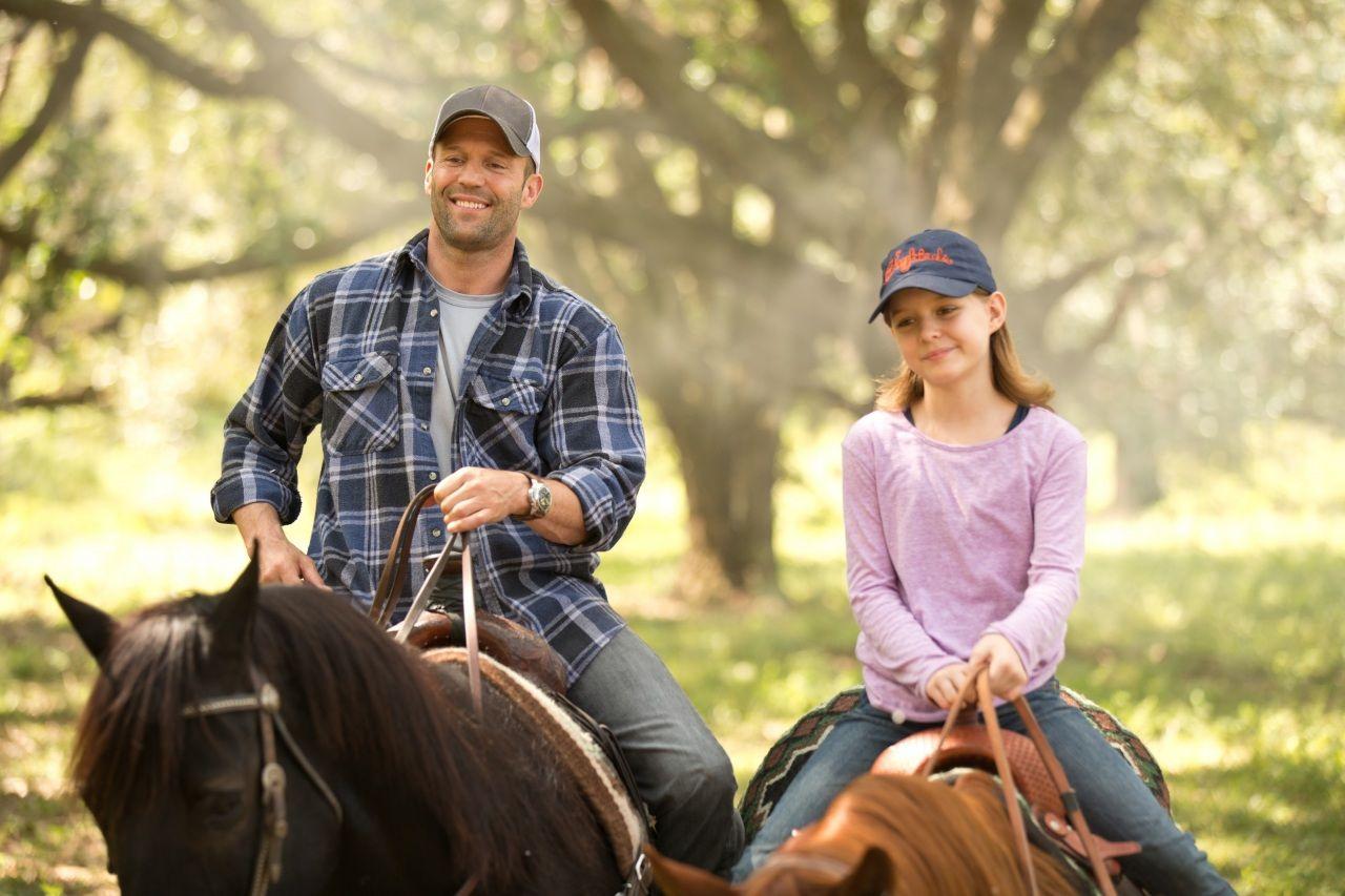 Wallpapers Jason Statham Men Horses Little girls Baseball cap ...