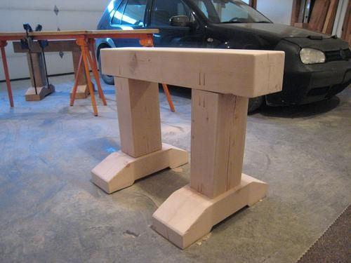 Cool Timber Frame Workbench Wood Working Woodworking Bench Lamtechconsult Wood Chair Design Ideas Lamtechconsultcom