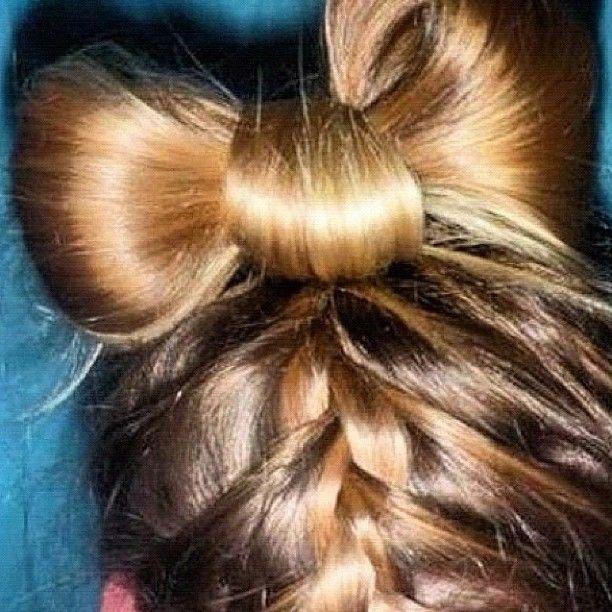 Love doing this bun