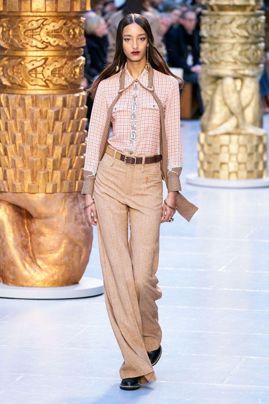 Photo of Chloé Fall 2020 Ready-to-Wear Fashion Show