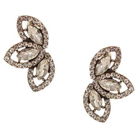 Dana Crystal Earrings  at Joss and Main