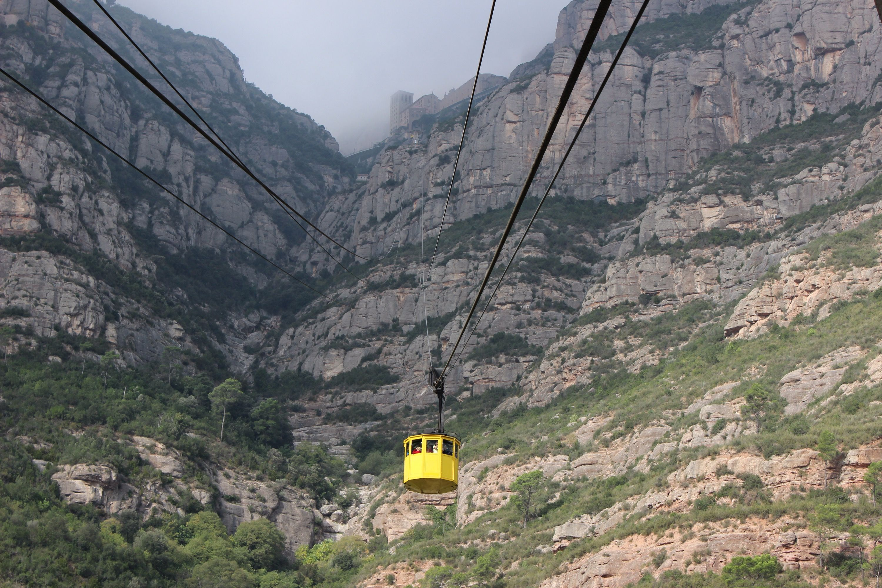 Montserrat, Spain: This is an absolute must on your itinerary through Spain!