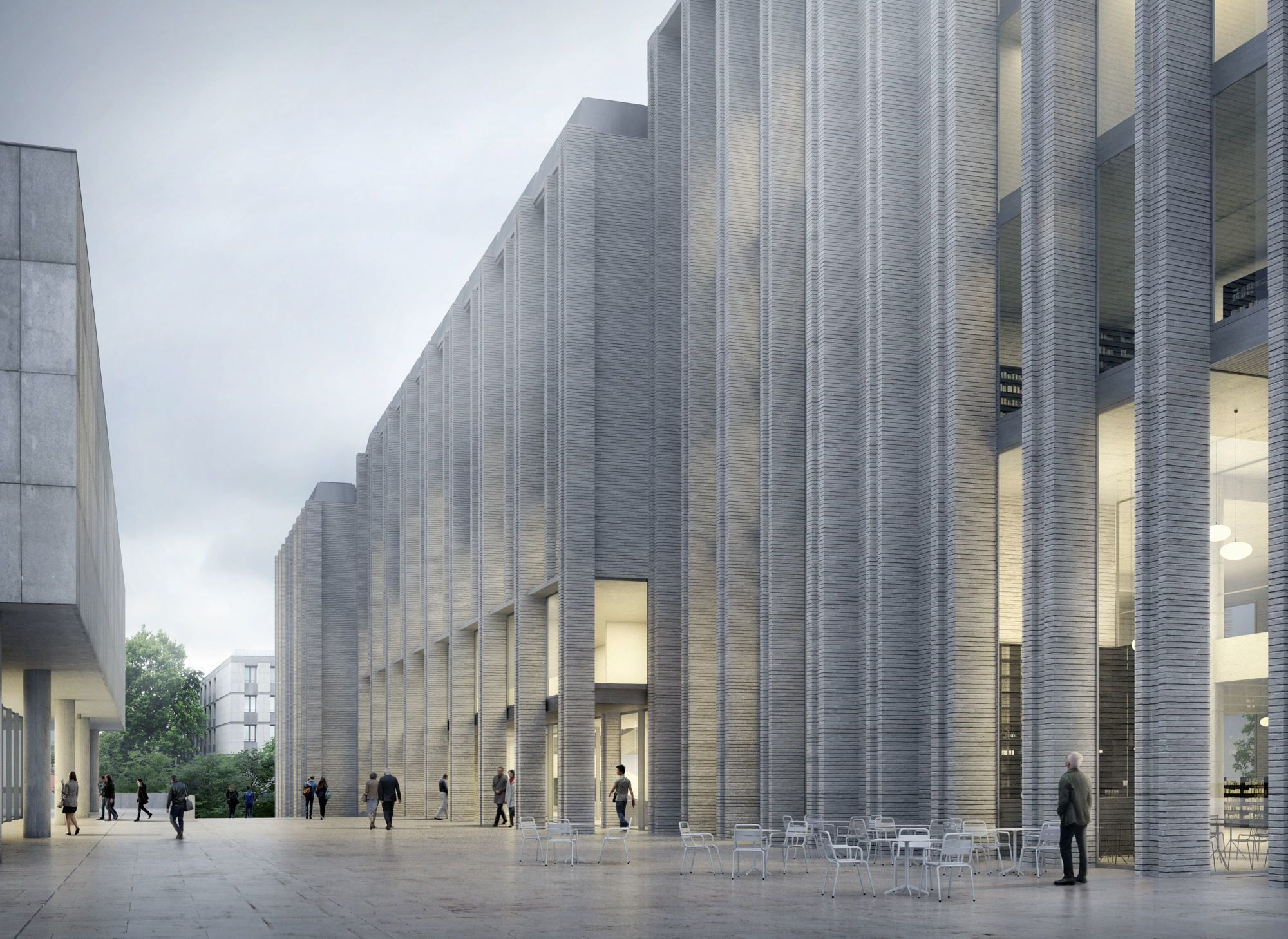 Architektur Rendering Köln Pin By Nominomis On Rendering Photorealistic Architecture