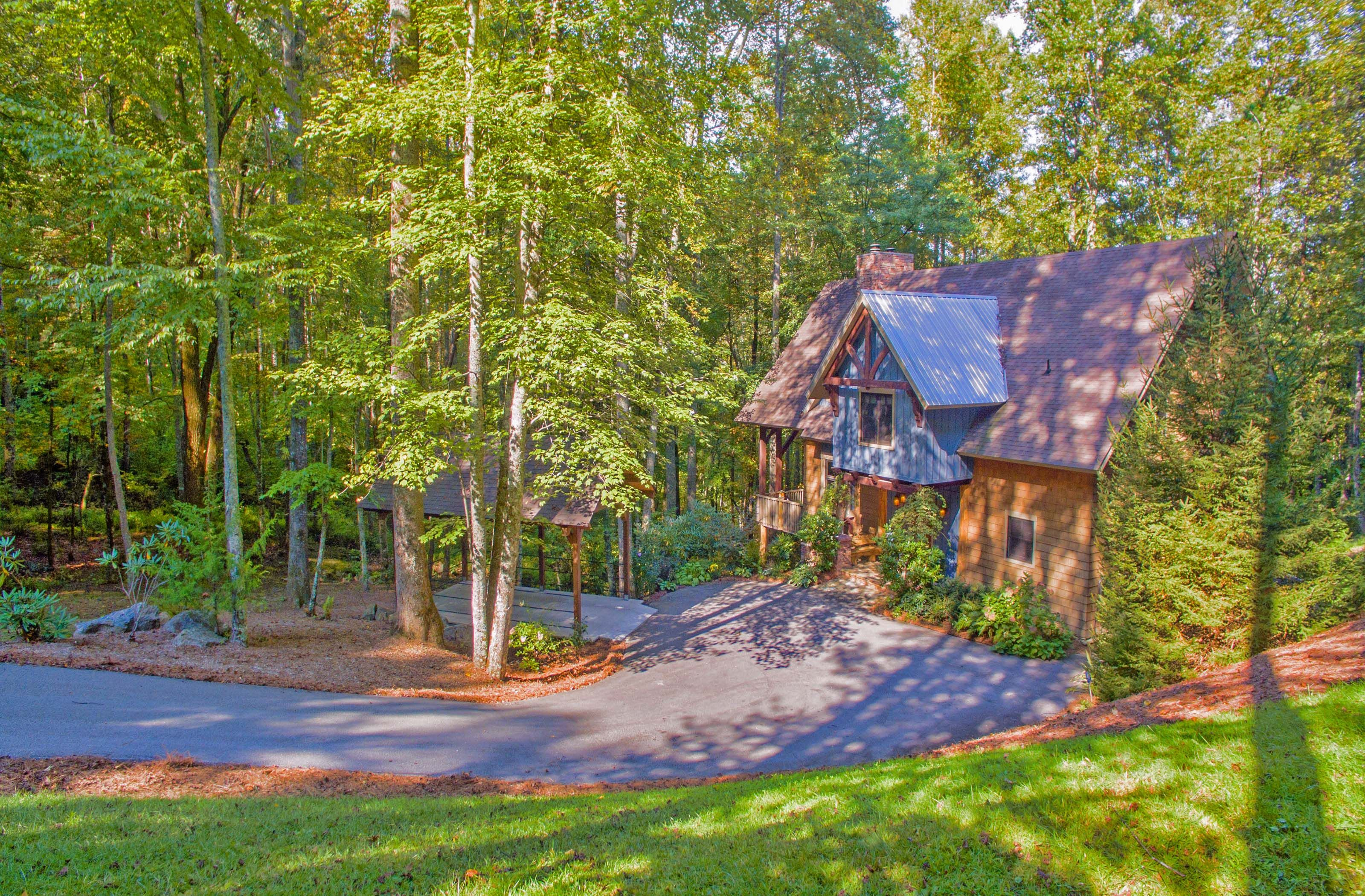 The Cottage Cabin Franklin Nc Vacay Rentals Vacation