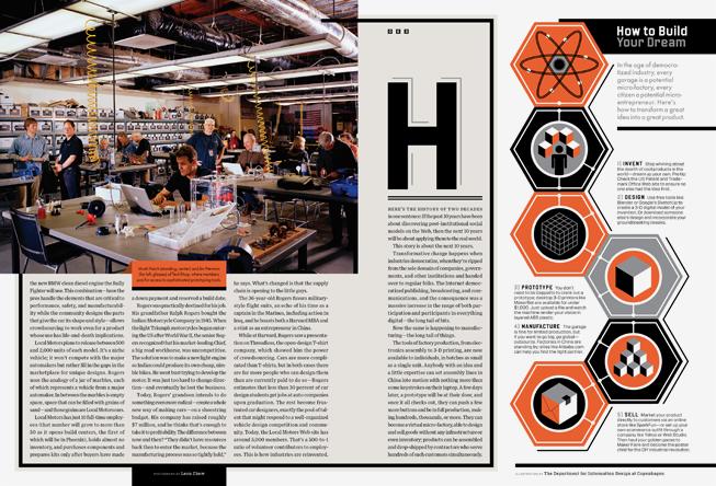Carl DeTorres Graphic Design- Wired: \