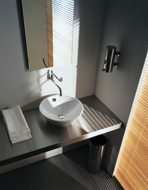 Wastafelblad Duravit Arch. Meer badkamermeubels op: http ...