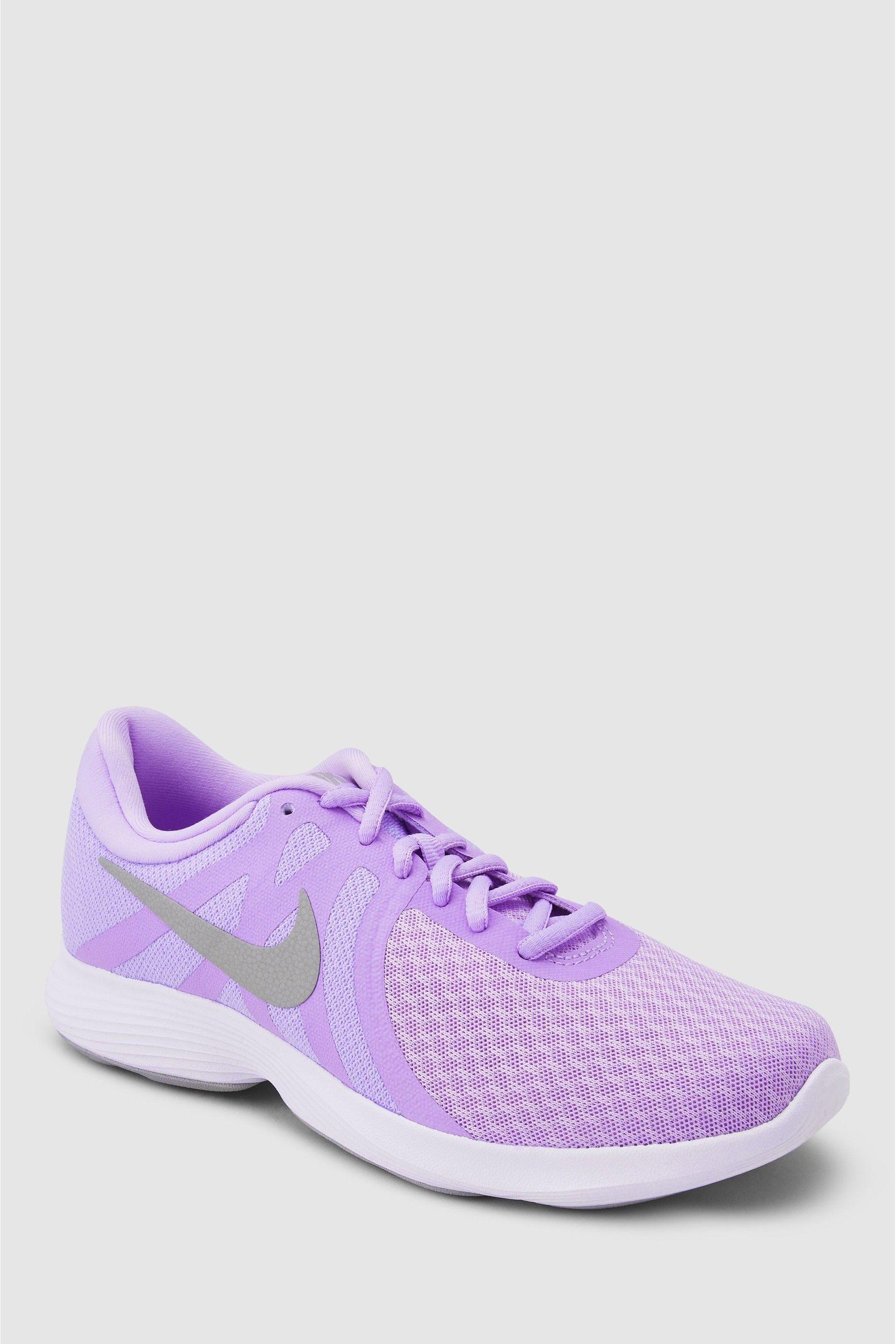 Womens Nike Run Revolution 4 Trainers