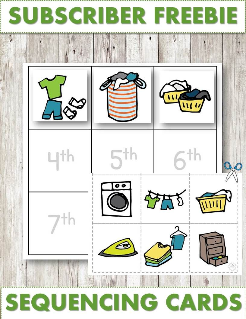 Montessori Nature Sequencing Cards Free Educational Printables Sequencing Activities [ 1056 x 816 Pixel ]