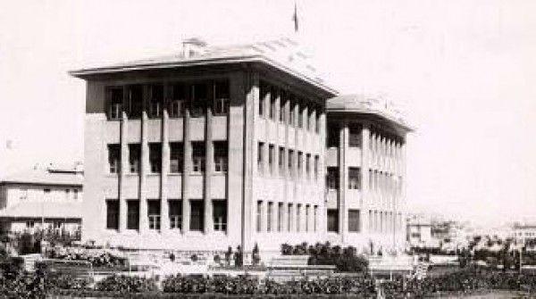 Eski Kizilay Binasi Eski Ankara Fotograflari 1 Eski Ankara