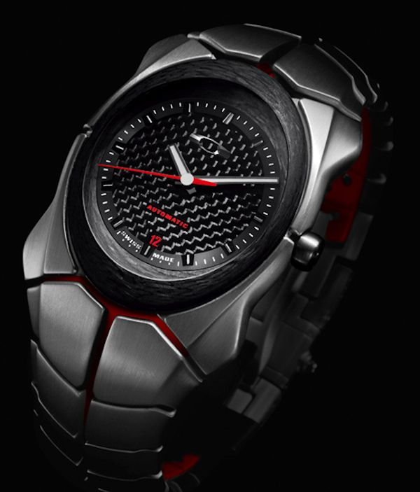 5070989e4c3 Oakley Time Bomb II  watch  oakley