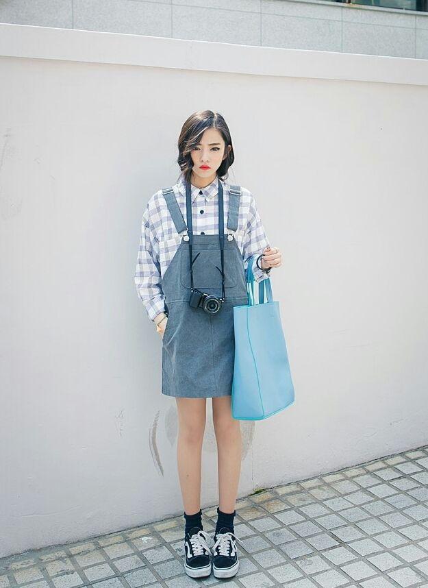 Korean Fashion - Ulzzang - Ulzzang Fashion - Cute Girl - Cute Outfit - Seoulu2026 | Outfits ...
