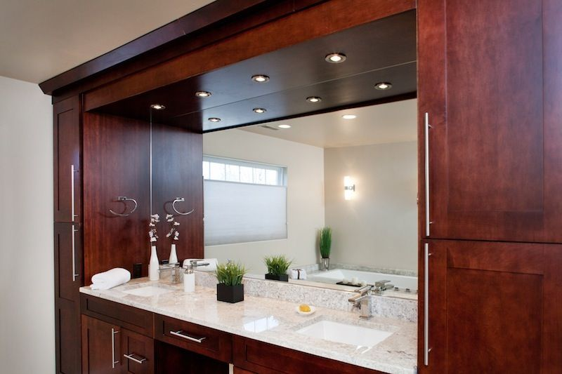 Custom Home Remodeling By Ferrarini Kitchen And Bath. Visit Us At  Remodelstressfree.com