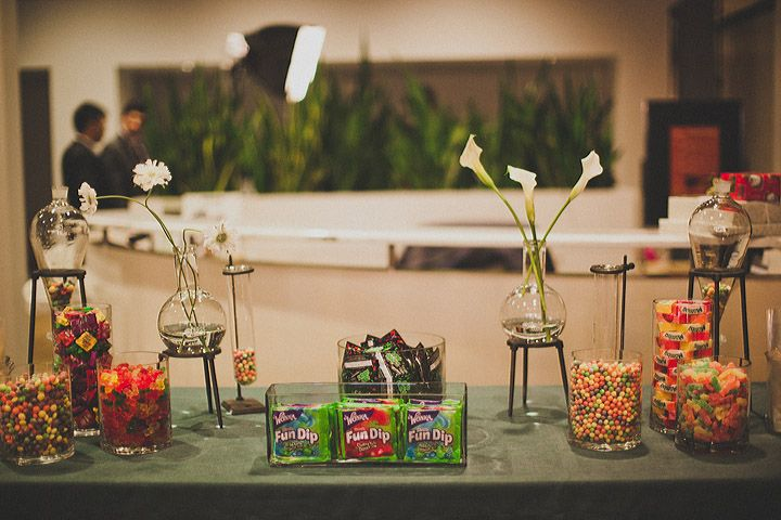 Industrial Candy Bar! #candybar