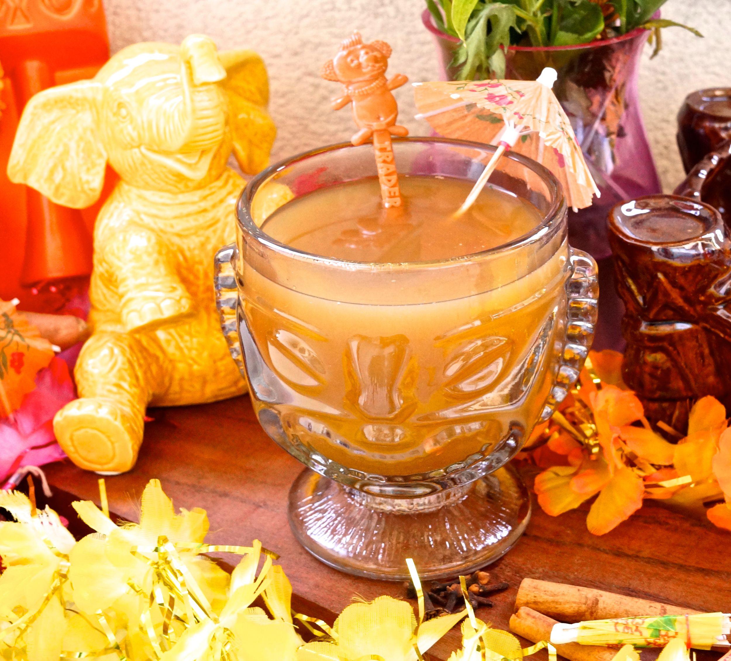 A Seasonal Tiki Drink Recipe