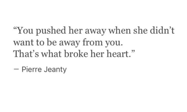 you broke my best friends heart