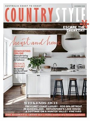 Contemporary Art Websites  countrystylemag magazines covers november home interiors design
