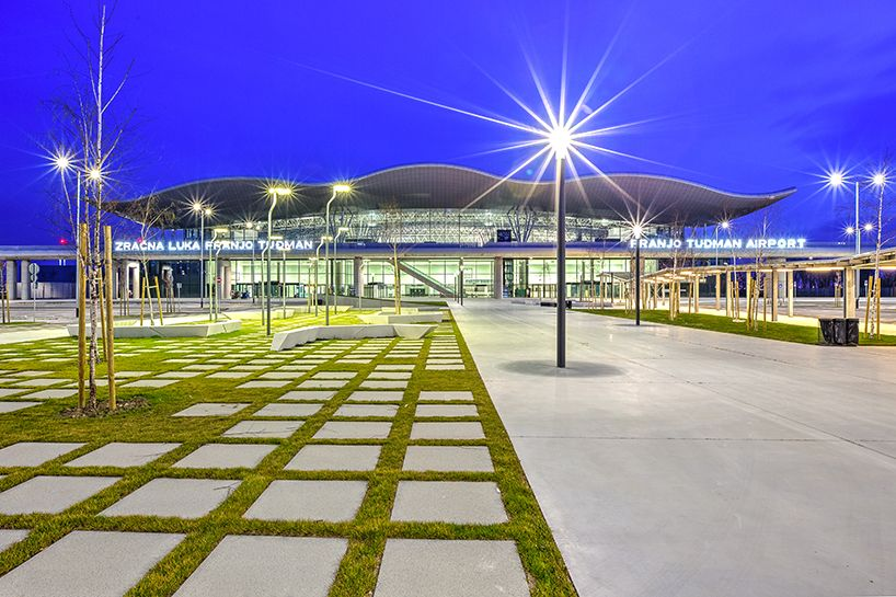 Unveiling The Latest Passenger Terminal At Franjo Tudman International Airport Zagreb International Airport Croatia Mansions