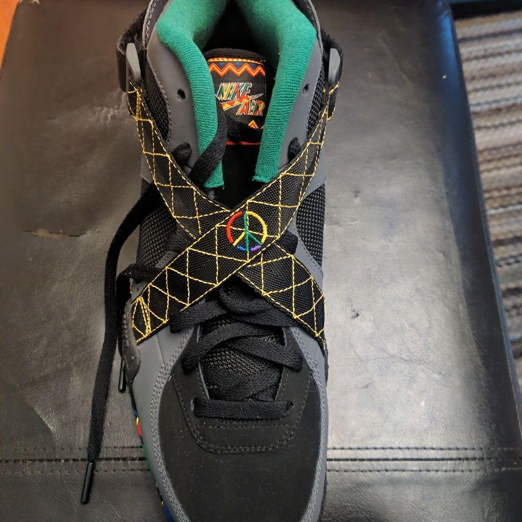 Nike Shoes New Nike Air Raid 'Peace' Color Black/Gray
