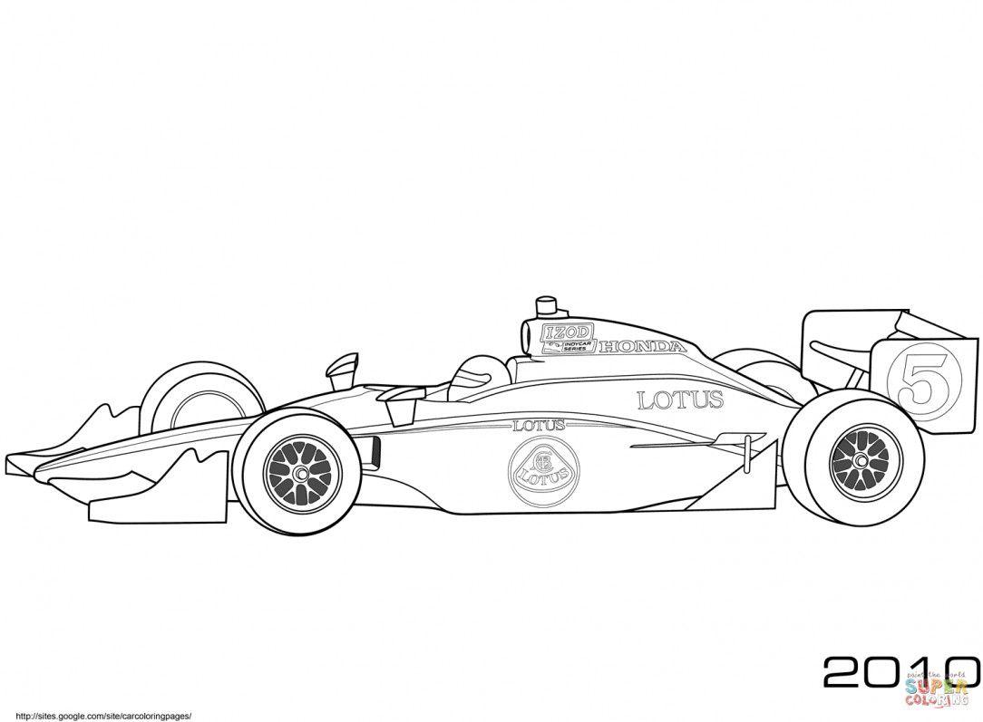 Race Car Coloring Pages Unique Printable Colouring Pages ...