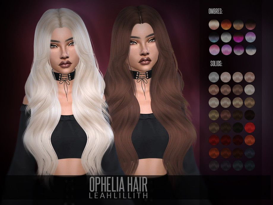 Leah Lillith's LeahLillith Ophelia Hair