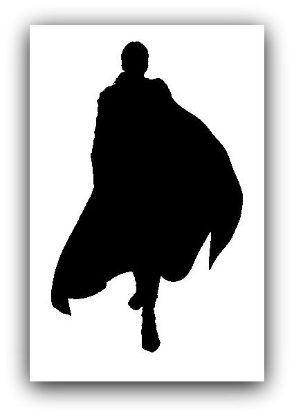 Male Warrior Silhouette | www.imgkid.com - The Image Kid ...