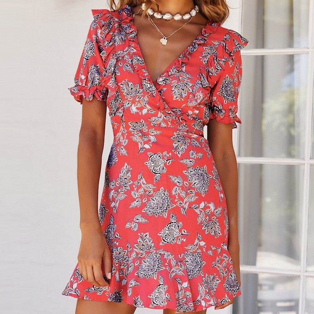 Fashion #shortbacklessdress