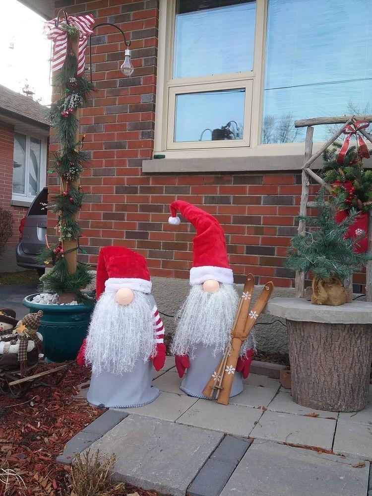 Christmas Gnomes Pinterest.Diy Christmas Gnomes Diy Ideas Pinterest Christmas