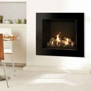 Gazco Riva2 750HL Icon XS Conventional Flue Gas Fire | Designer