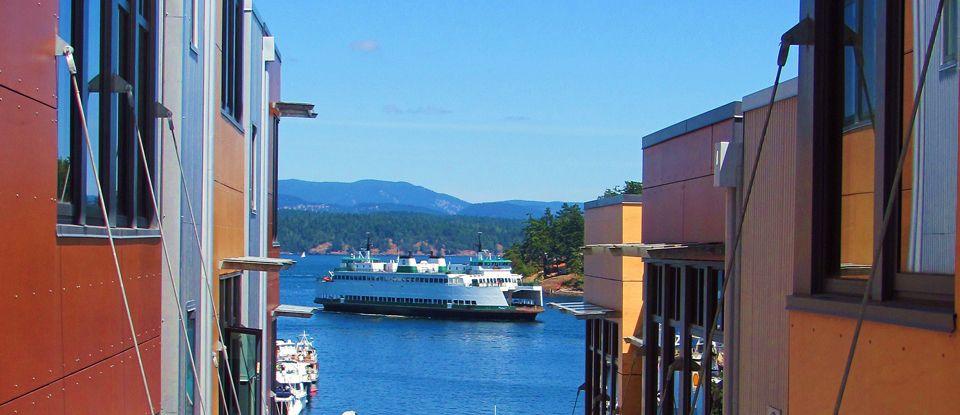 Washington State San Juan Island Hotel Inn Friday Harbor Wa