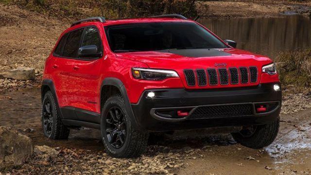 2019 Jeep Cherokee Hybrid Will Be Soon Revealed