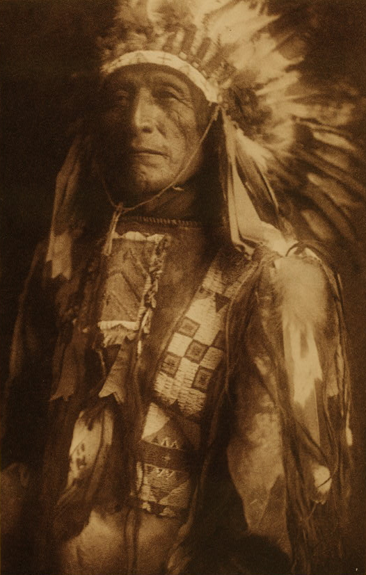 Eagle Elk, Oglala, 1908