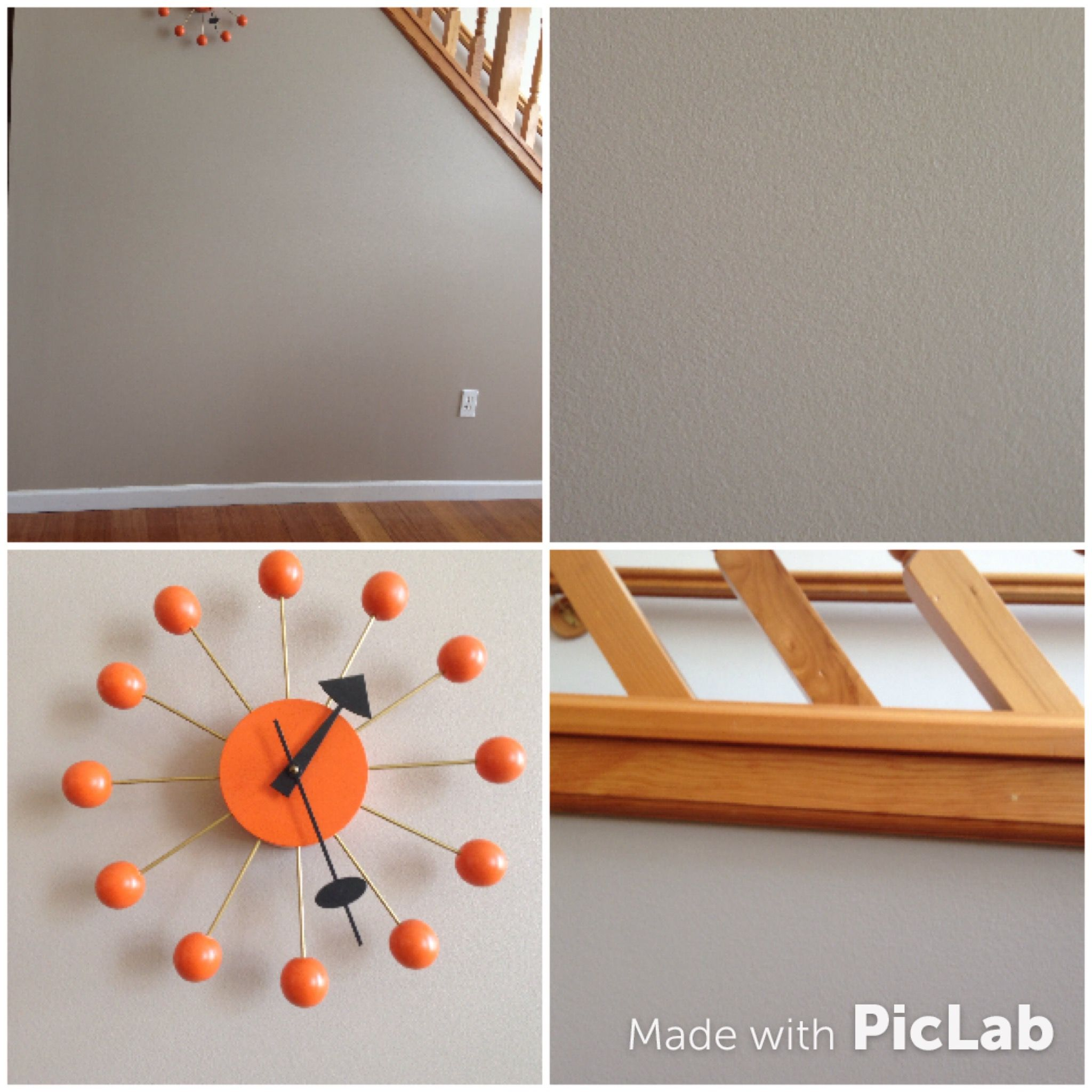 Behr Paint Nightingale Gray Purchased At Home Depot Its A