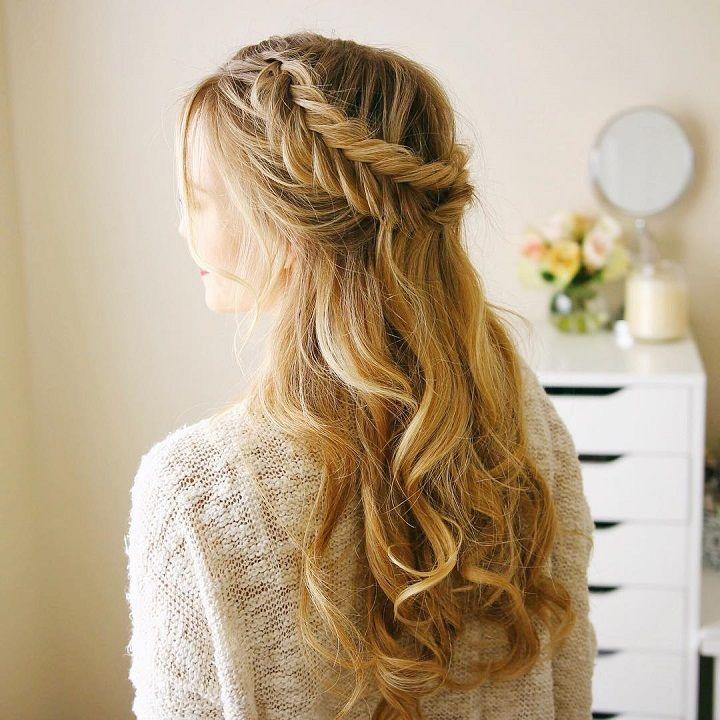 41 Cute Hairstyles For Long Hair Perfect For Every Season Medium Hair Styles Wedding Hairstyles For Long Hair Hair Styles