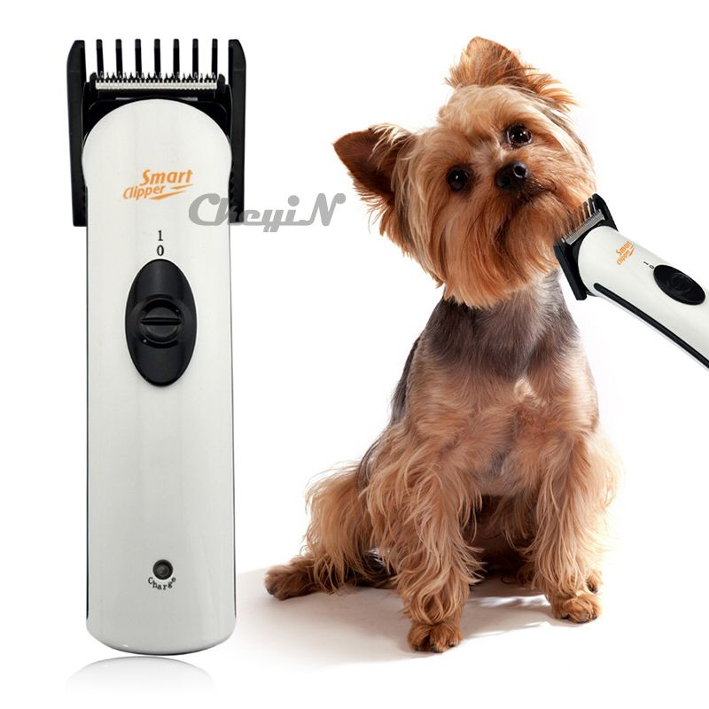 New Arrival Electric Pet Dog Cat Hair Trimmer Cordless Hair