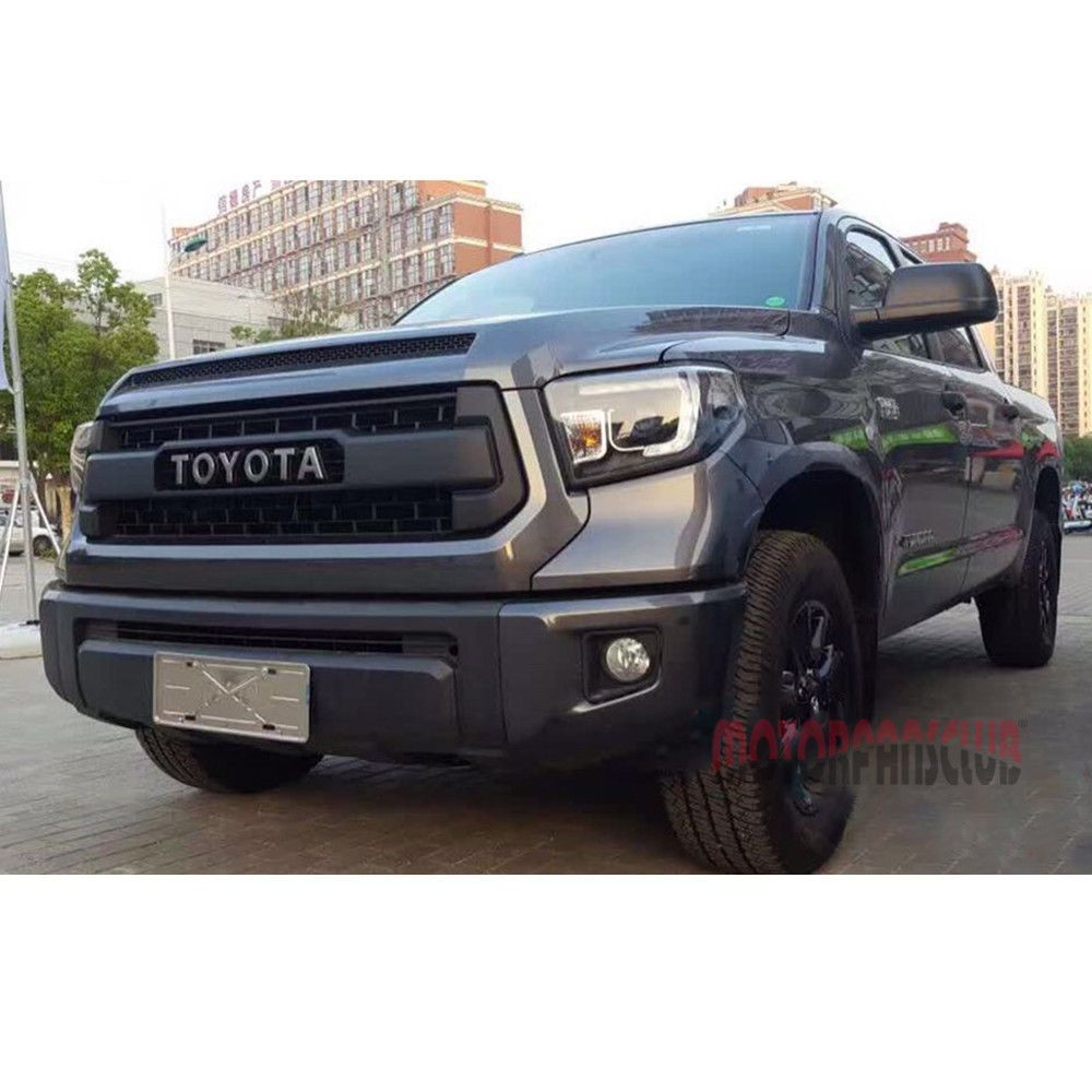 Great 20 2019 Trd Style Satin Black Wheels Fits Toyota: 2017 Toyota Tundra Cummins