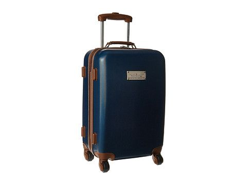 "TOMMY HILFIGER Wilshire 21"" Upright Suitcase. #tommyhilfiger #bags #travel bags #suitcase #"