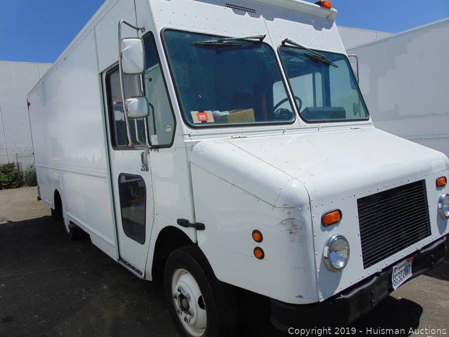 2000 Freightliner Step Van Step Van Freightliner Recreational Vehicles