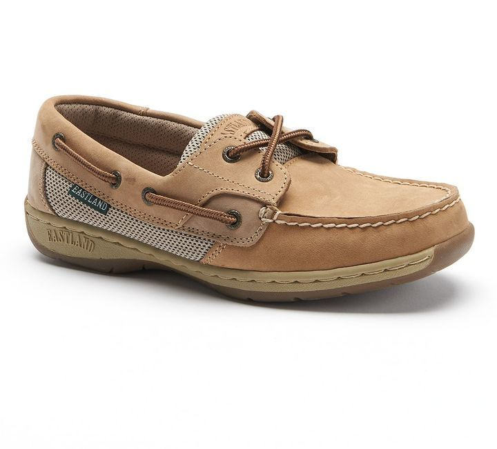 Eastland solstice wide boat shoes - women | Boat Shoes For Women ...