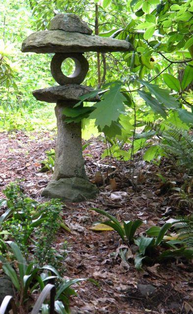 Zen Walk Jardin Asiatique Sculpture Jardin Amenagement Jardin