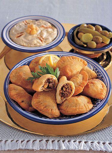 Fried Meat Sambousek Recipe | Nestlé Family ME