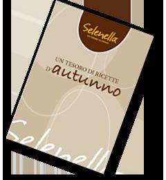 """Ebook Gratuito """"Un Tesoro di Ricette d'Autunno"""" Offerto Da Selenella"""