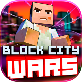 Block city wars: mine mini shooter for android free download.