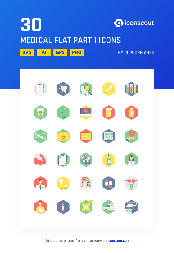 Download Medical Flat Part 1 Icon Pack Available In Svg Png Eps Ai Icon Fonts Icon Pack Icon Icon Font