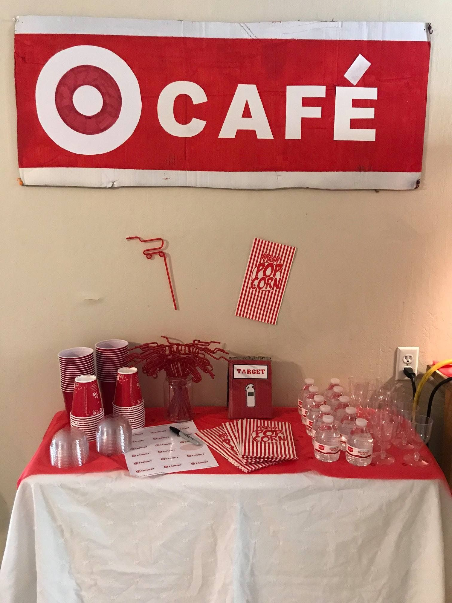 Pin By Heidi Welker On Brayden Target Themed Party In 2019 23rd