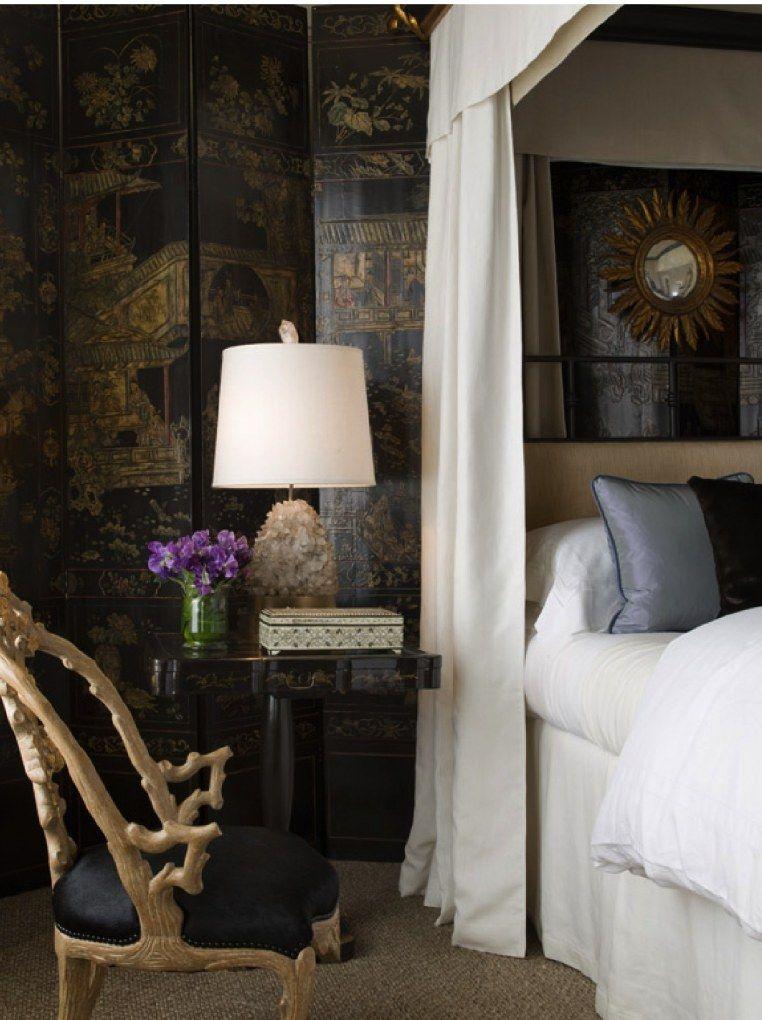 pure luxury bedroom
